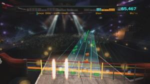 Optisch sieht es Guitar Hero sehr ähnlich. (Foto: Ubisoft)
