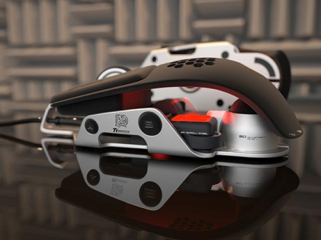 Die Level 10 M entstand in Zusammenarbeit mit BMW Designworks (Foto: Thermaltake)