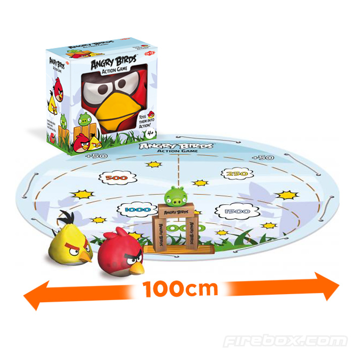 Das Angry Birds Action Game (Foto: Firebox)
