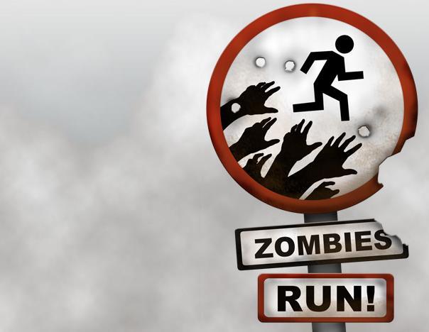 Spiel oder Realität? (Foto: zombiesrungame.com)
