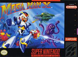 Das ist Mega Man X vom SNES. (Foto: Wikipedia.org)