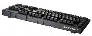 Robust sieht die Tastatur aus. (Foto: Cooler Master)