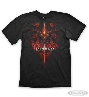 Das offizielle Diablo III-Shirt. (Foto: Closeup.de)