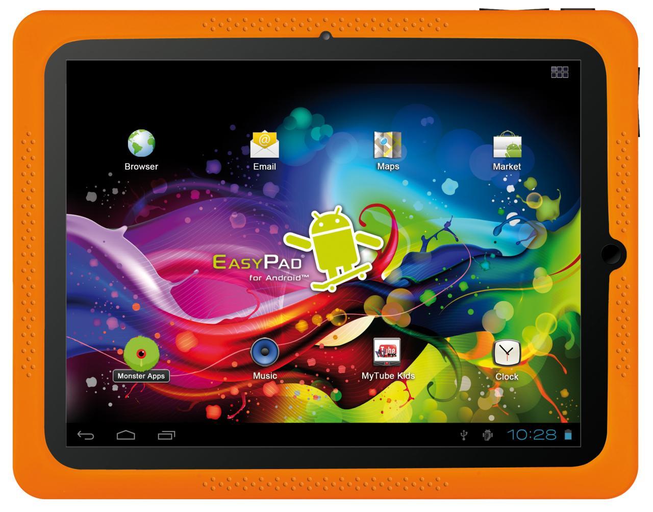 Das EasyPad Junior 4.0 (Foto: Easypix)