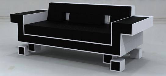 Schicke Couch. Auch gemütlich? (Foto: igorchak.com)