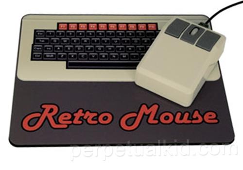 Die Retro Mouse (Foto: Perpetualkid.com)