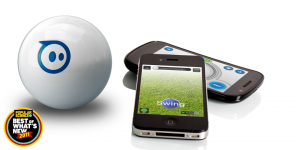 Sphero - der coole Ball. (Foto: GoSphero.com)