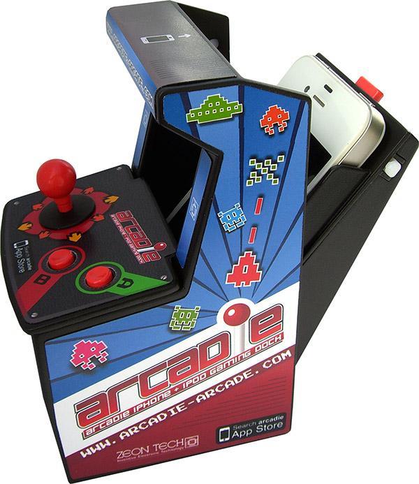 Arcadie Arcade - Der Automat. (Foto: Zeon Ltd.)