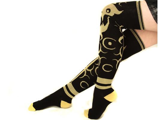 Die offiziellen Diablo 3-Socken. (Foto: Jinx)
