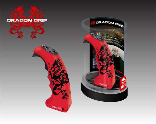 So sieht der Dragon Grip aus. (Foto: Kickstarter.com)