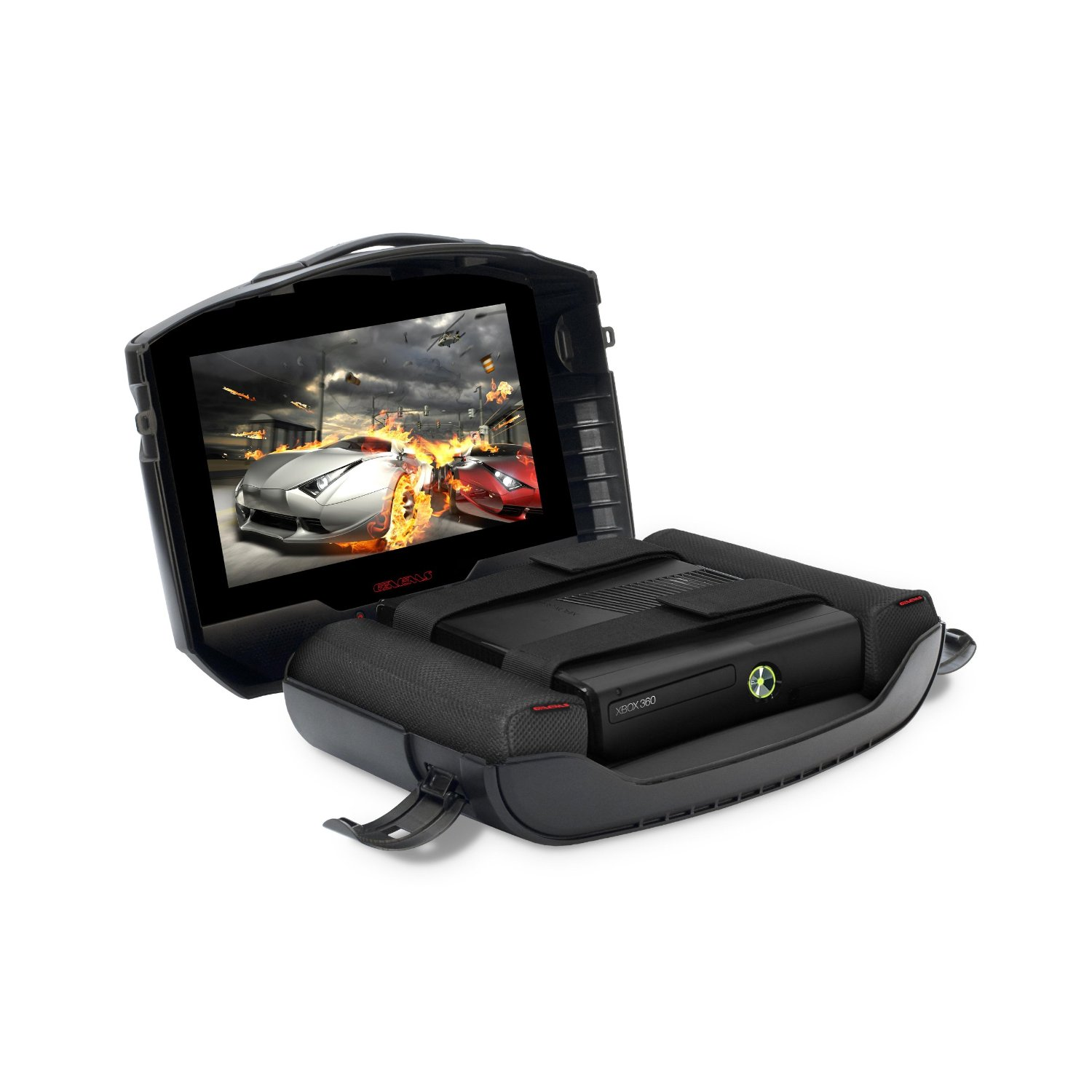 Der G155-Gaming-Koffer. (Foto: Gaems Inc.)
