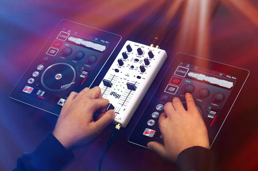 Mixen wie die Profis? (Foto: IK Multimedia)