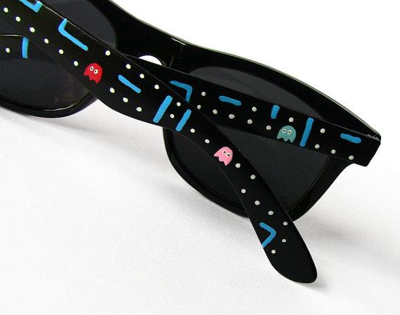 Pac-Man Sonnenbrille. (Foto: Etdy)