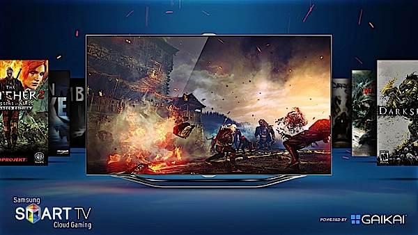 Spiele wie The Witcher 2und Limbo bald am TV. (Foto: Samsung)