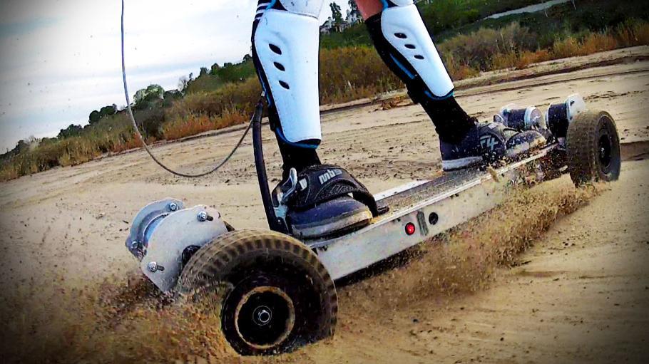 Das Gnarboard sieht schon fetzig aus...aber auch gefährlich? (Foto: Gnarboards.com)