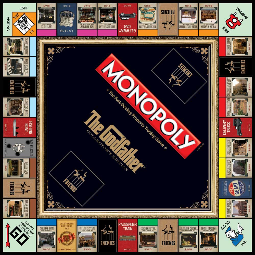Monopoly game  Wikipedia