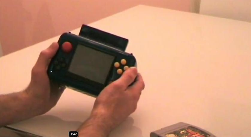 So sieht der Mini 64 BK aus. (Foto: Youtube)