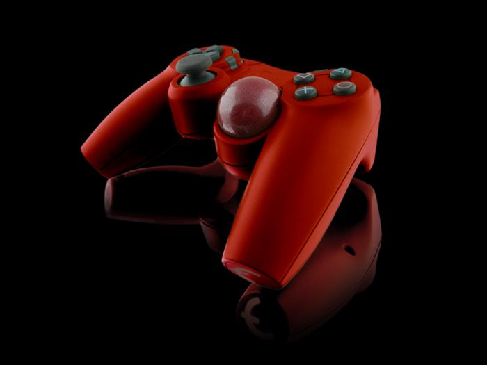 So sieht der Trackball-Controller aus. (Foto: Kickstarter.com)