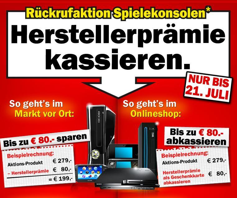Die Rückrufaktion vom Media Markt. (Foto: Mediamarkt.de)