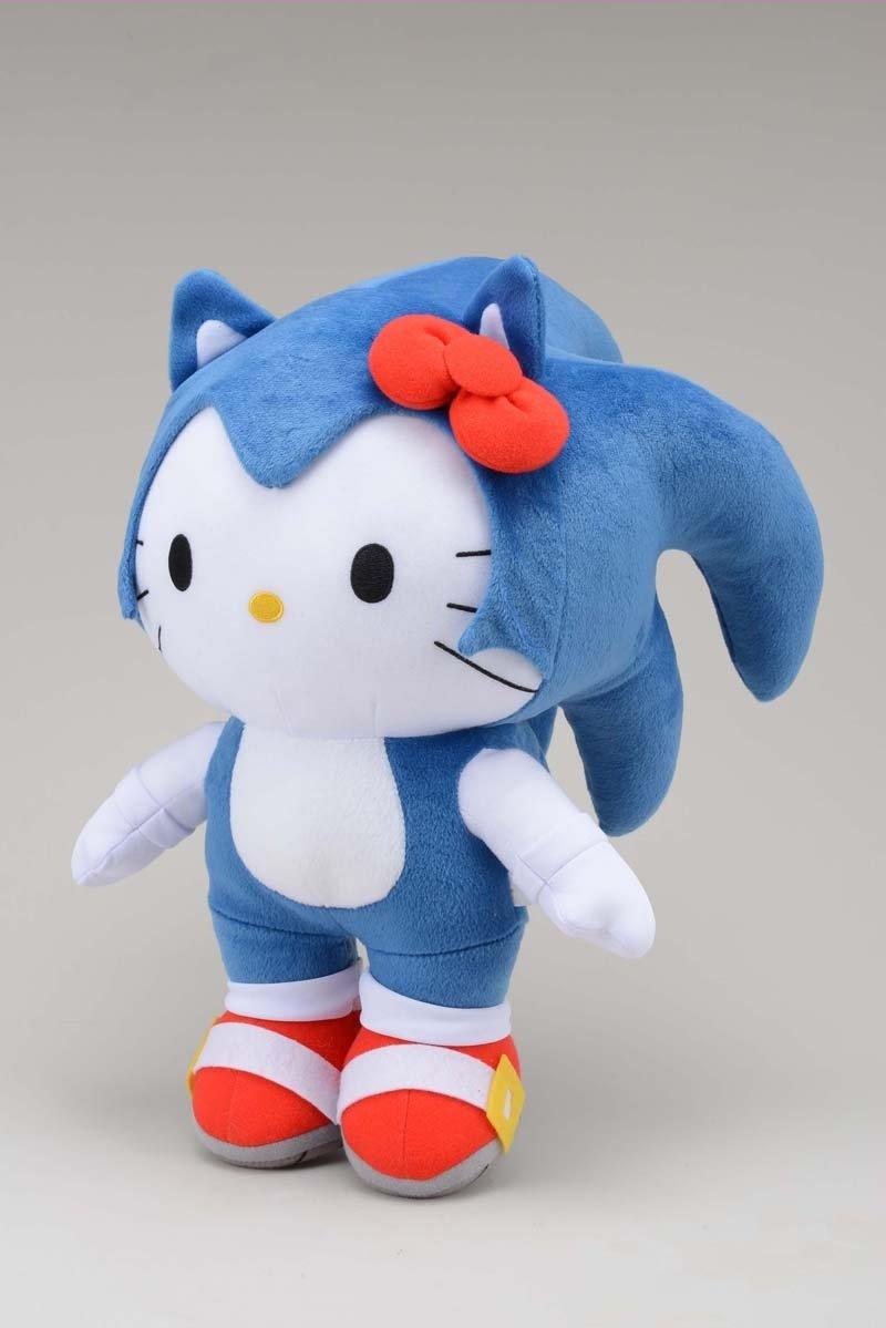 Sonic trifft auf Katze. (Foto: Andriasang)
