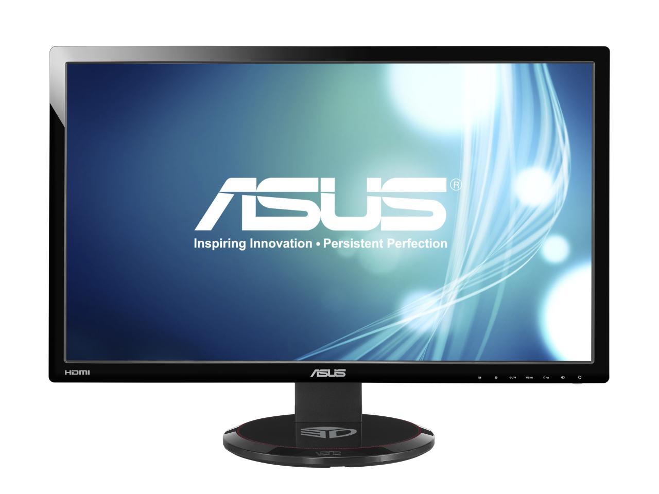 Der ASUS VG278HE besitzt gegenüber dem Vorgänger ein besseres Panel. (Foto: ASUS)