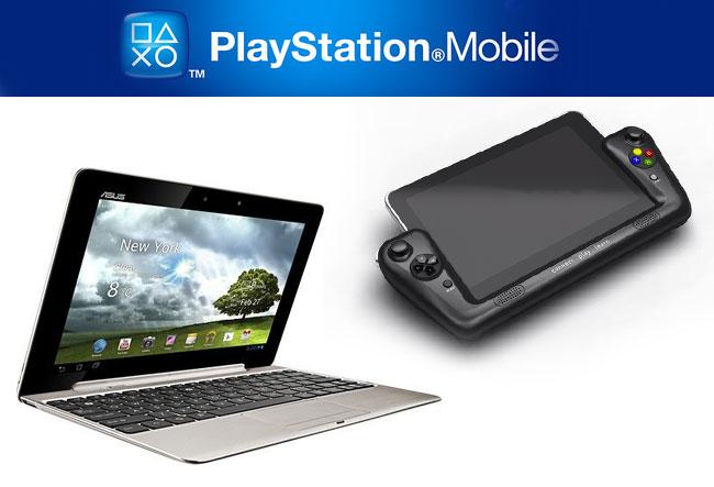 PlayStation Mobile verbindet Tablets, Smartphones und PlayStation Vita miteinander. (Foto: Sony)