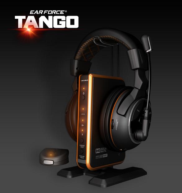 Das Ear Force Tango. (Foto: Turtle Beach)
