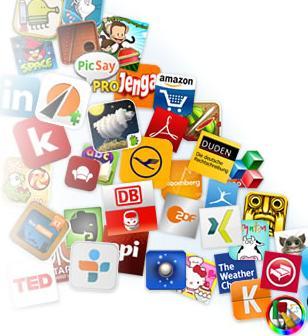 Ganz viele Apps. (Foto: Amazon)
