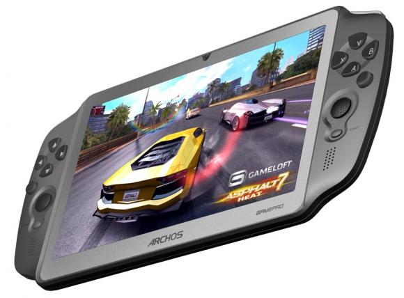 Das GamePad von Archos. (Foto: Archos)