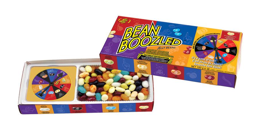 Die Jelly Beans treffen auf ekelige Bohnen. (Foto: Coolstuff.de)
