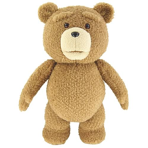 Ted - das Plüschtier zum Kinofilm. (Foto: EntertainmentEarth)