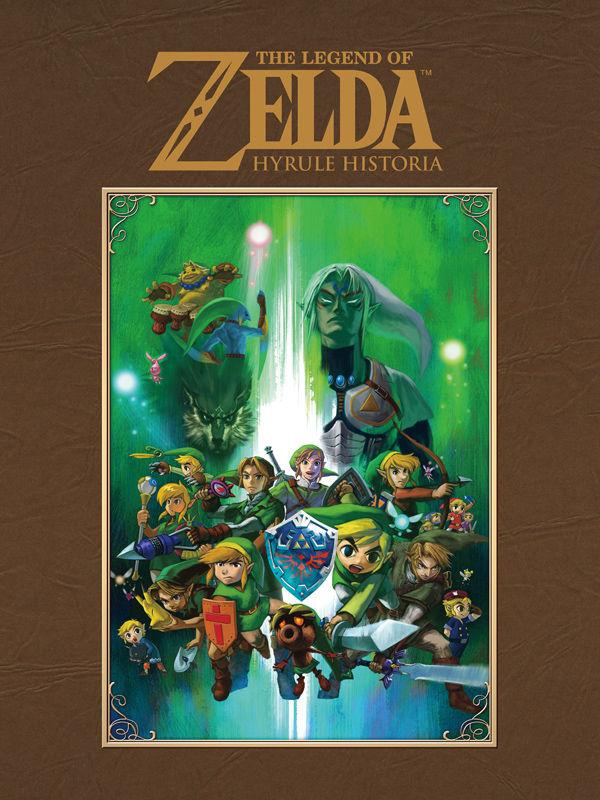 Literatur für Zelda-Fans. (Foto: DarkHorse.com)