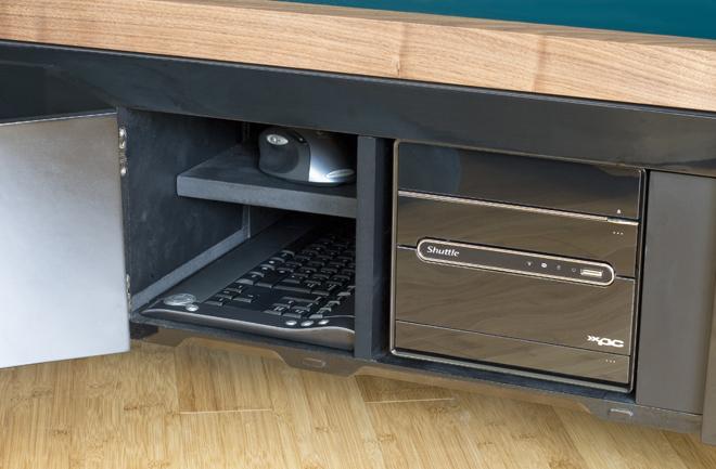 arcane arcade table wohnzimmertisch f r retro freunde. Black Bedroom Furniture Sets. Home Design Ideas