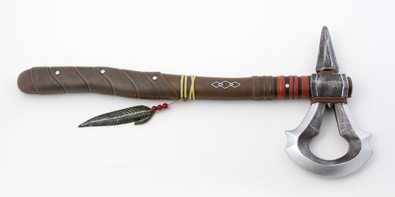 Offiziell lizenziert - die Waffe aus Assassin's Creed 3. (Foto: Jinx)