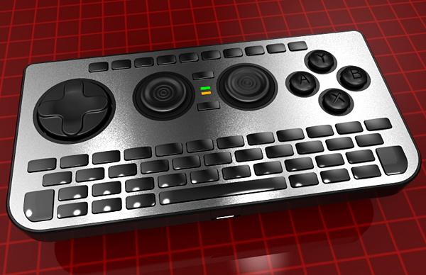 Ein Controller für alles? (Foto: Kickstarter)