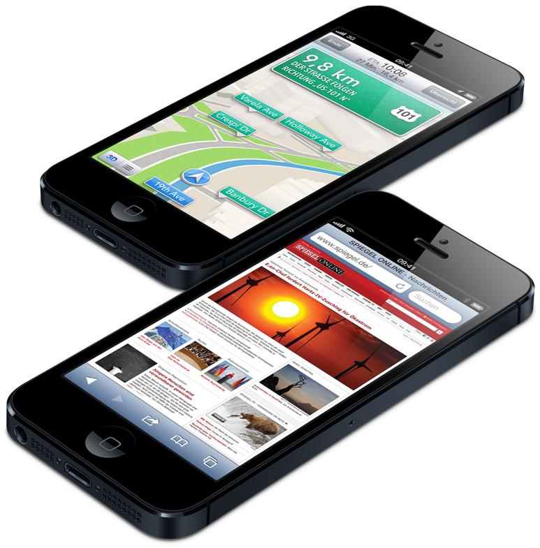Neues Design, neue CPU und iOS 6. (Foto: Apple)