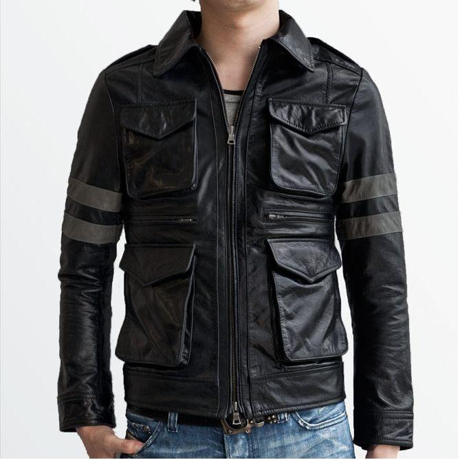 1000 Euro für eine Lederjacke. (Foto: Capcom)