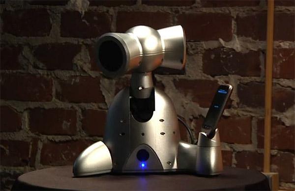 Der tanzende Roboter. (Foto: Kickstarter)