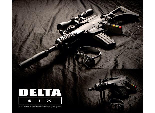 Auf dem Pressefoto sieht Delta Six ja gut aus. (Foto: Kotkin Enterprises)