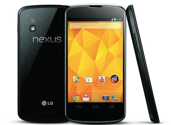 Das kleinste Nexus stammt von LG. (Foto: Google)