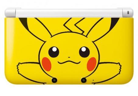 Ist der 3DS XL im Pikachu-Design nicht putzig? (Foto: Nintendo)