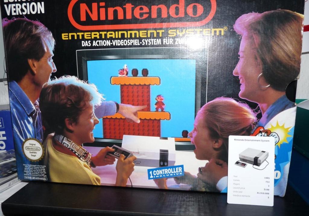 Denkbarer Einsatz: Als Schildchen für die eigene Konsolensammlung. (Foto: GamingGadgets.de)