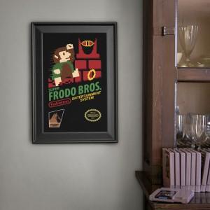 Super Frodo Bros. hat ebenfalls Charme. (Foto: it8Bit)