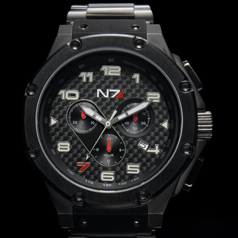 n7 ambassador watch luxus armbanduhr f r wohlhabende mass effekt liebhaber. Black Bedroom Furniture Sets. Home Design Ideas