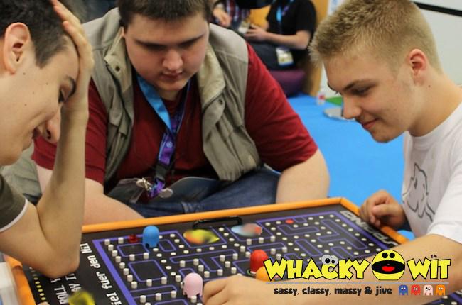 Das Brettspiel wurde schon auf diversen Events präsentiert. (Foto: Startnext.de)