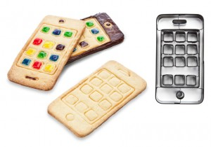 Das iPhone zum Backen. (Foto: Etsy)