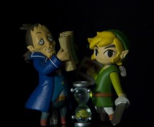 Beliebte Videospiel-Figuren? Die gibt es natürlich auch. (Foto: flickr /  bkatnuki)