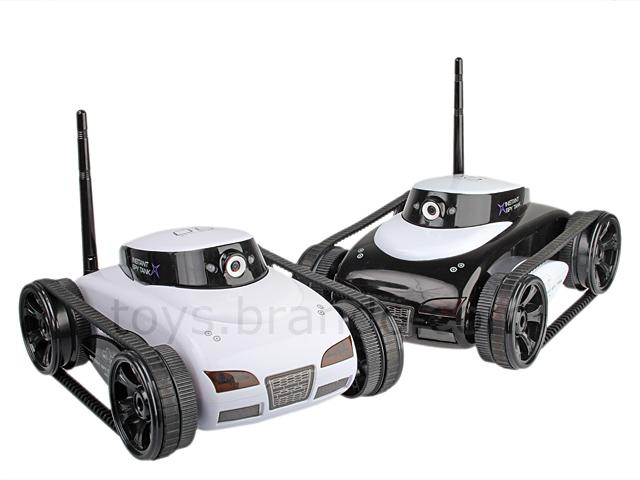In zwei Farben ist der Panzer mit Cam erhältlich. (Foto: Brando.com)