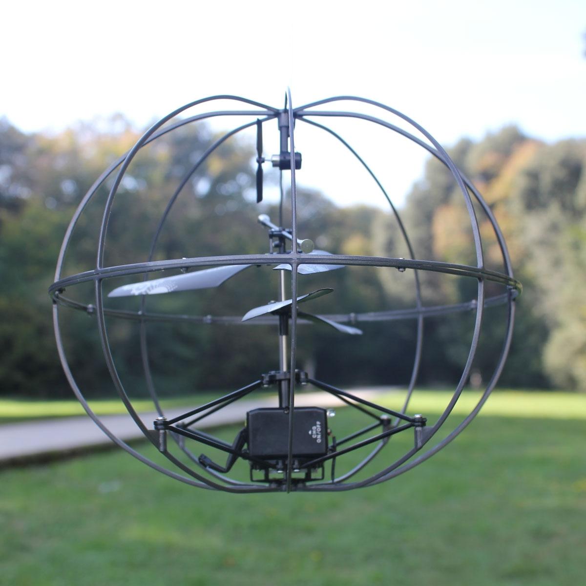Ein komisches Gebilde, oder? (Foto: iHelicopters.net)