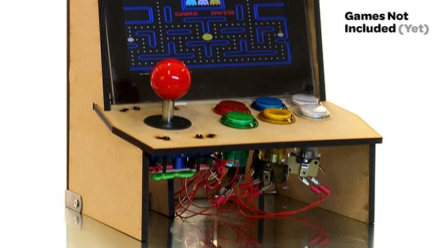 So wird der Automat aussehen. (Foto: Kickstarter)